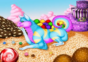 Candyland by Hiorou