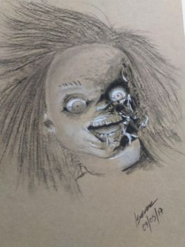 Chucky by Rivdel