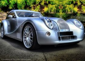 Morgan Roadster by pingallery