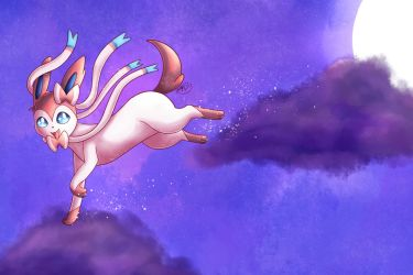 Treading on Stardust by pdutogepi