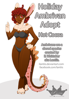 CLOSED DTA Holiday Ambrivan: Hot Cocoa by iLantiis