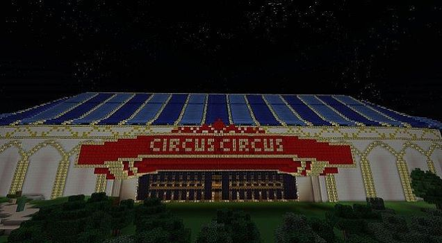 Circus Circus 3 by JumanjiCraft
