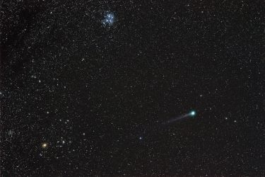 Lovejoy by Astroandre
