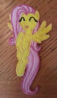 Happy Fluttershy by EthePony