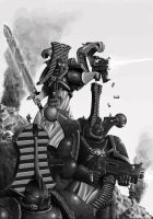 Thousand Sons by xTY3x