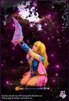 What should be inside?- Dark Magician Girl Cosplay by 20Tourniquet02