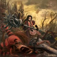 the Alice Madness 2 by vempirick