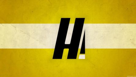 Borderlands - Hyperion Wallpaper - Logo by mentalmars