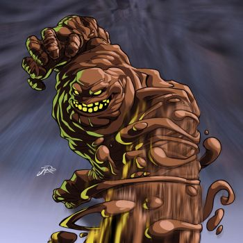 Clayface by Styleuniversal
