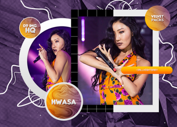 HWASA (MAMAMOO) / PHOTOPACK #111 by velvetpacks