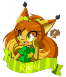 .:Rocio:. by MidnaChangeling