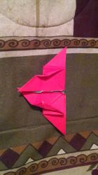 Butterfly Origami (Bottom) by SilverWing27