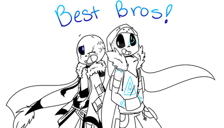 Best Bros by KrystaliaProductions
