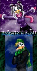 Happy Holidays 07 by Icequeenkitty