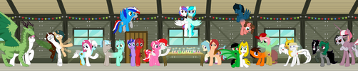 Giant MLP OC Conjoinment Project! by MLPConjoinment