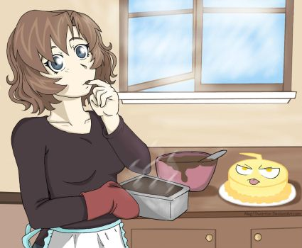 FMA- baking today by meg15warrior