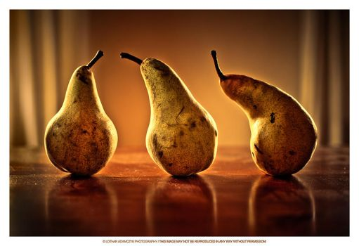Pears by DREAMCA7CHER