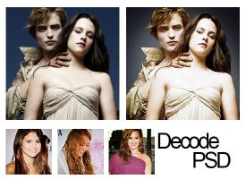 Psd decode. by MyloveRobsten