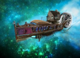 Sail through time :Revisited: by GDSWorld