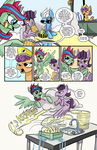 Ponies in the Outfield 02 by LytletheLemur
