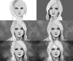 Emily Browning - Sucker Punch - Making of by Matou31