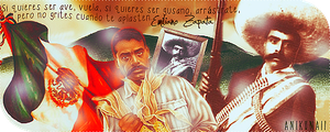 Emiliano  Zapata by NathanMackerSylenz