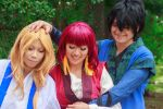 What Could've Been - Hak, Su Won, Yona Cosplay by firecloak