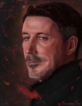 Petyr Baelish `Littlefinger` (Game of Thrones) by Brennen-Fox
