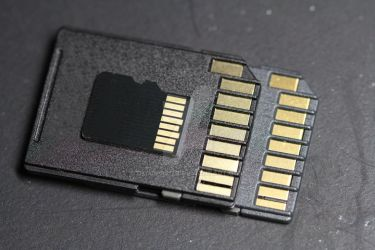 Micro SD card with Adapter by Deming9120