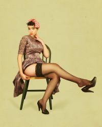 Pinup2(housewife) by ryApache