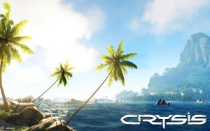 Crysis Widescreen Wallpaper 1 by eishoelle