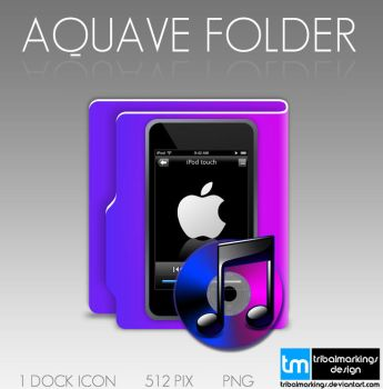 Aquave itunes-ipod-music icon by KillboxGraphics