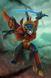 Windblade - SDCC cover by yamiza