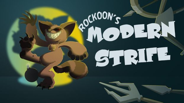 TOME - Rockoons Modern Strife by foolyguy