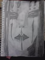 Joey Jordison from Slipknot by Corpsee666
