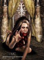 Salvaje by vampirekingdom