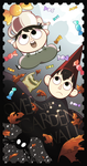 Over the Garden Wall by hentaib2319