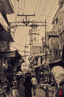 Mosque Wazir Khan by faizan47
