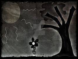 Dark Tree by kandi