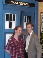 The Doctor and Amy Pond by Doctor-Roberty