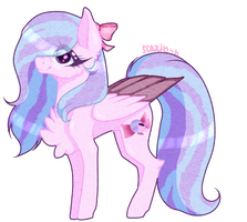 Art Trade - OhSushime by space-scarly