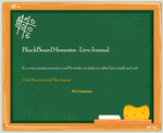 BlackBoard Memories by r0se-designs