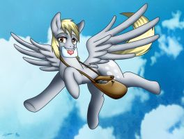 Derpy Mail by Evil-Rick