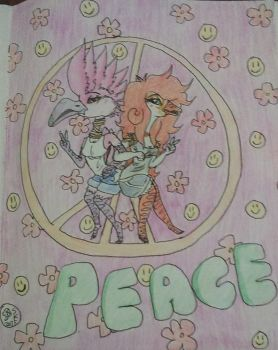 Peace by Styx-the-Avian