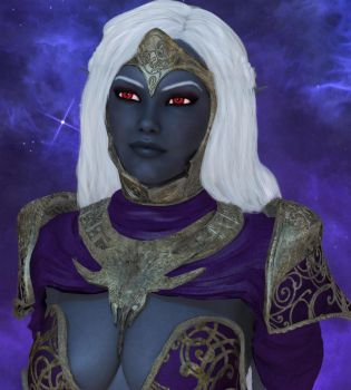 Drow by Vaspiira