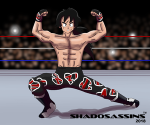Heartbreak Kid Yamcha by AllenThomasArtist