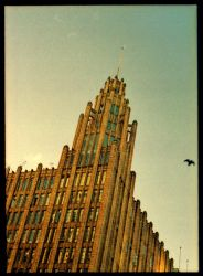 Art Deco Tower by sarkastik
