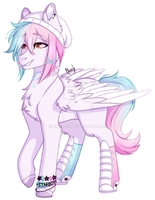 Art trade with Melody by Keeharn