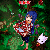 Wendy Marvell [Fairy Tail] COMMISSION by FiorFior