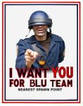 I want you for the team by SuperPeyo